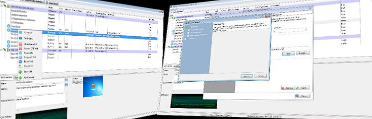 Probus-IT Hyper-V Manager